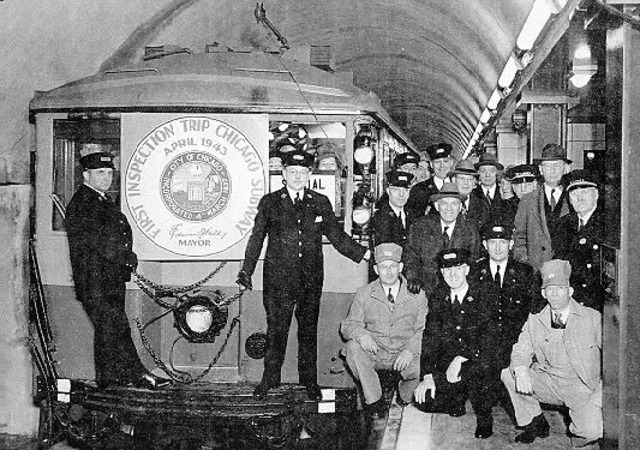 State Street Subway