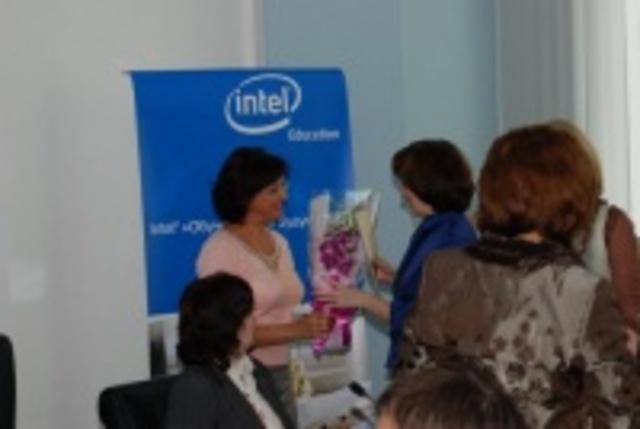 Конференция Департамента образования г.Москва и Intel,