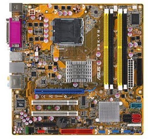 Placa base formato LPX