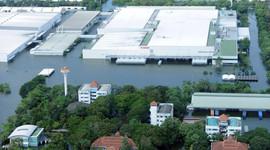 Thailand Flooding timeline