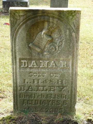 Death of brother, Dana Bailey