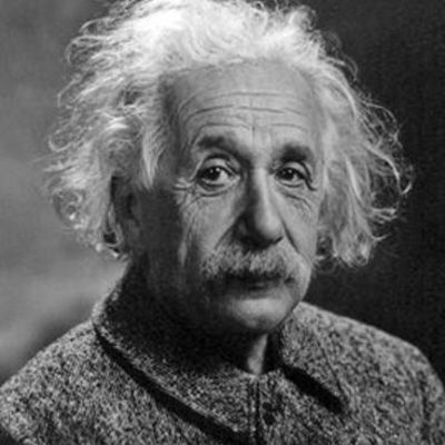 La vida de Albert Einstein timeline