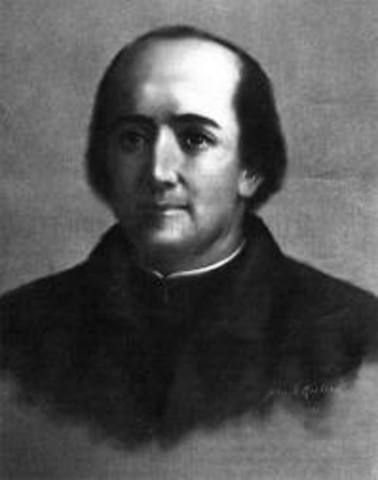 Jaques Marquette founds two missions