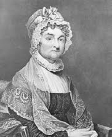 Abigail Adams Biography