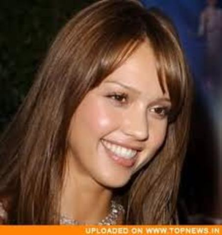 Jessica Alba first appearance