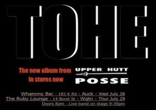 Tohe album released