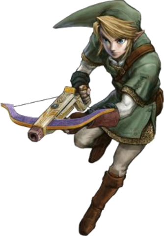 Link's Crossbow Traning
