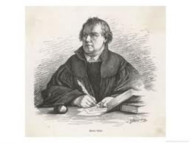 Martin Luther 1507