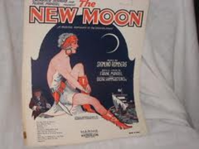 "Hammerstein- Opening of ""The New Moon"""