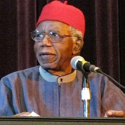 Chinua Achebe timeline