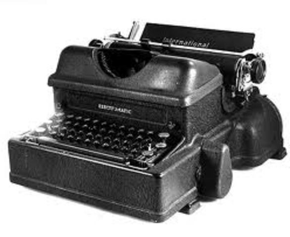 IBM introduces the electric typewriter