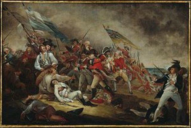 Battle of the Bunker Hill