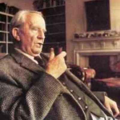 The Life of J. R. R. Tolkien timeline