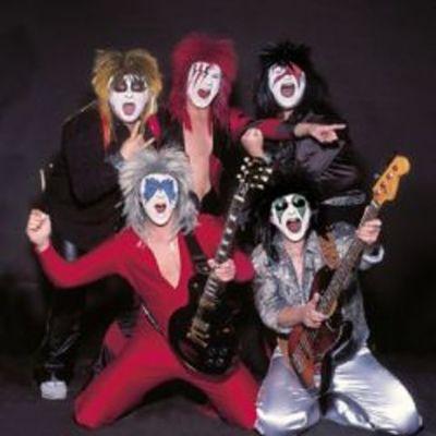 Artistes del Glam Rock timeline