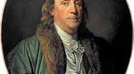Benjamin Franklin 1710-1800 timeline