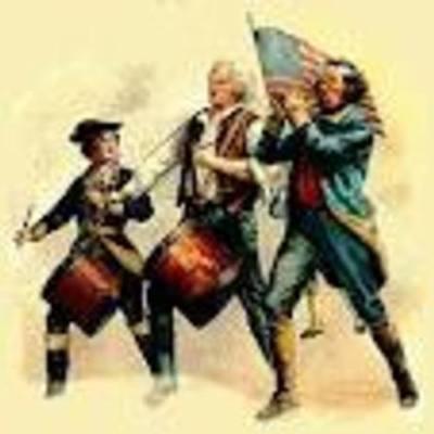American Revolution Dates timeline