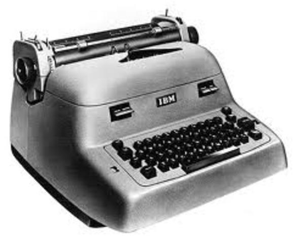 IBM introduces the electric typewriter