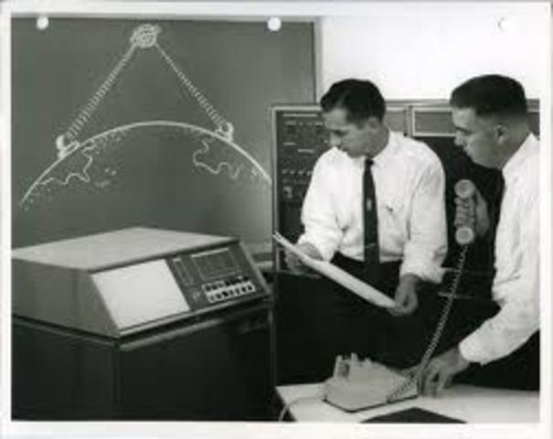 IBM announces the IBM 1401 computer