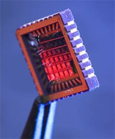 First Silicon Chip