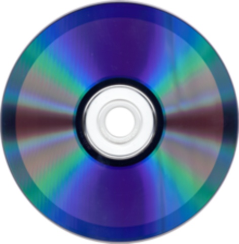 The first DVD