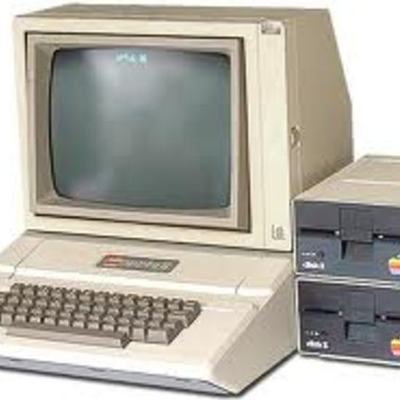 Computers of the Past and Present timeline