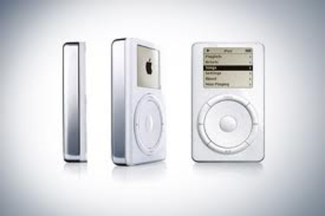 Invention of the iPod