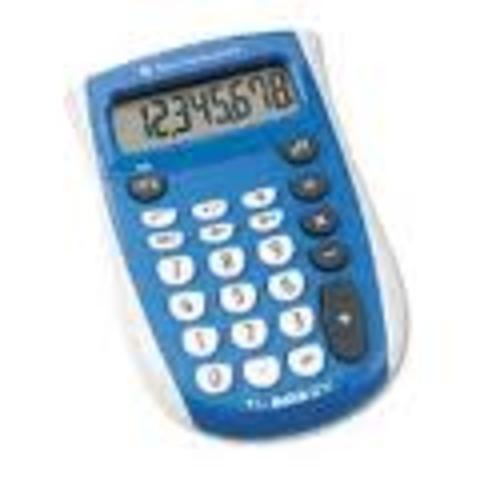 First pocket calculator