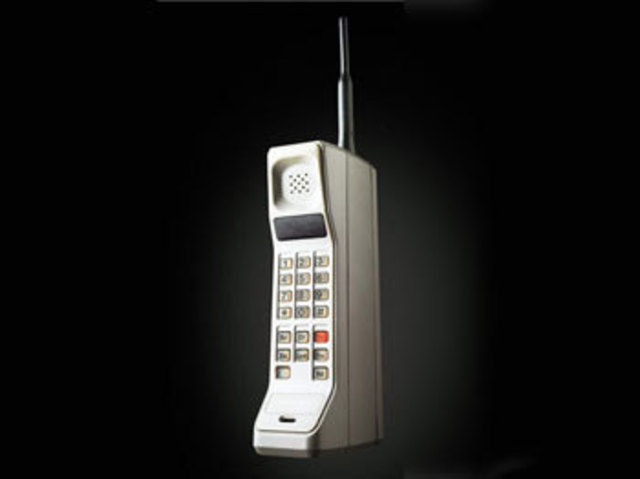 cell phones are first tested
