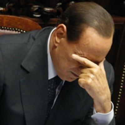 L'ère Berlusconi au fil des scandales timeline