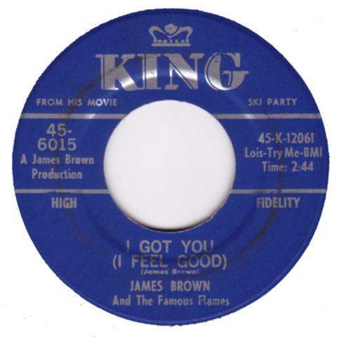 James Brown (I Got It You)