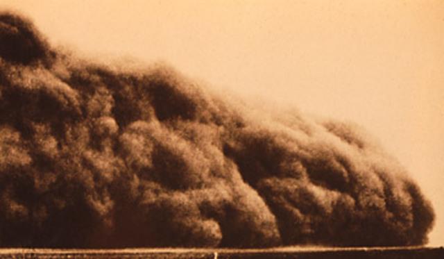 Strand 5 - Dust Bowl