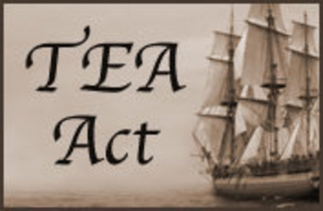 why was the tea act important