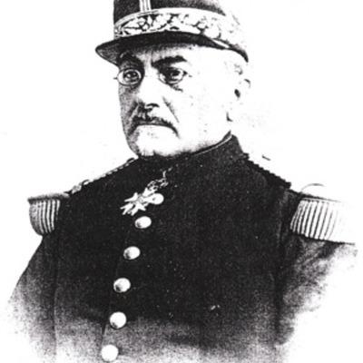 Le Général Séré de Rivières timeline