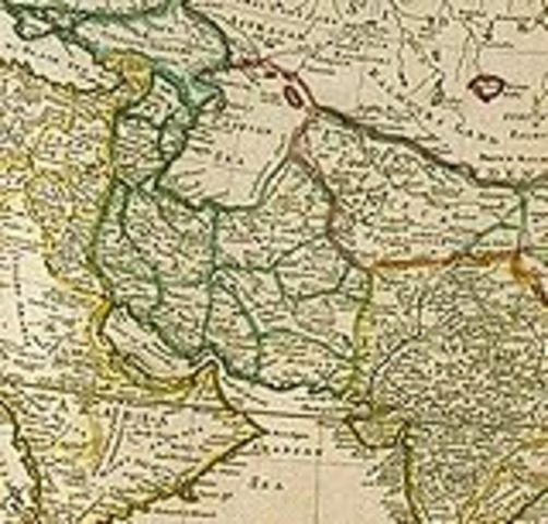 Safavid Empire is founded