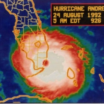 Hurricanes that have impacted Miami since Andrew timeline