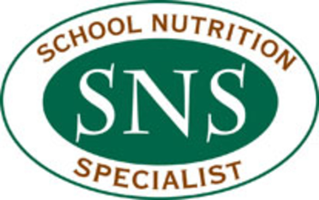 Passed SNA Credentialing Exam to become a School Nutrition Specialist