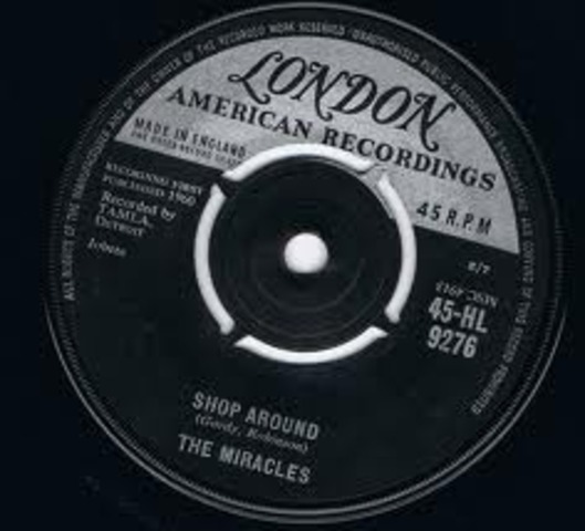 """Shop Around"", el primer hit de The Miracles"