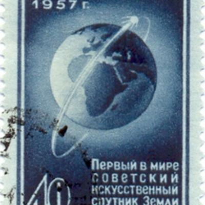 Space Race und Kalter Krieg timeline