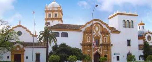 Realicé la prueba de acceso al grado medio de danza española para el Conservatorio Profesional de Danza de Sevilla.