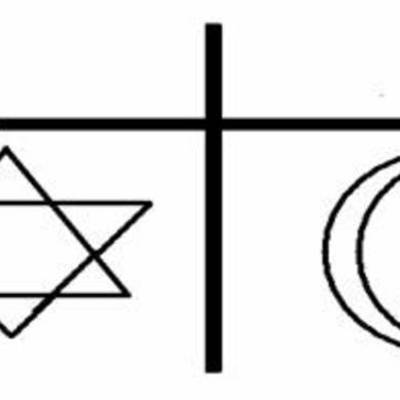 The main Events of the three main Religions timeline