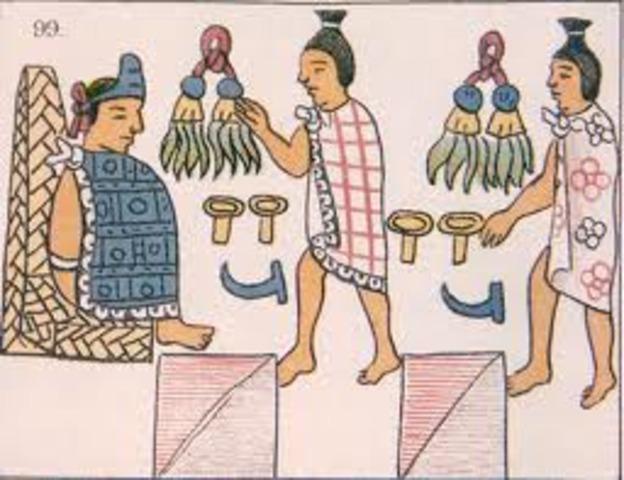 Birth of Isabel Moctezuma