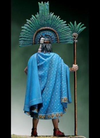 Leading to Moctezuma's Death
