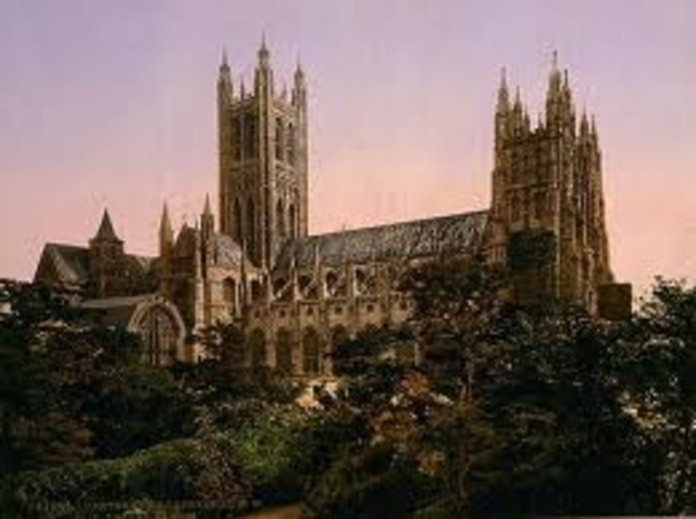 Church of England was established