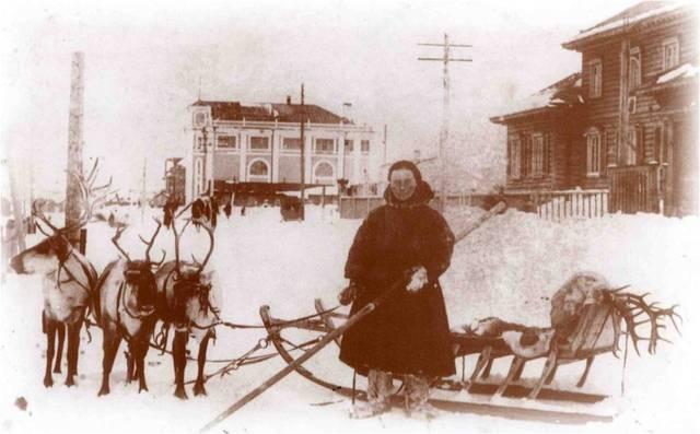 Мурманск 20-х годов