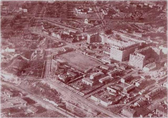 Мурманск 30-х годов