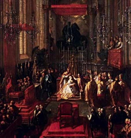 coronation in hungary