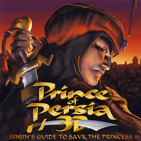 Prince of Persia 3D: Arabian Nights
