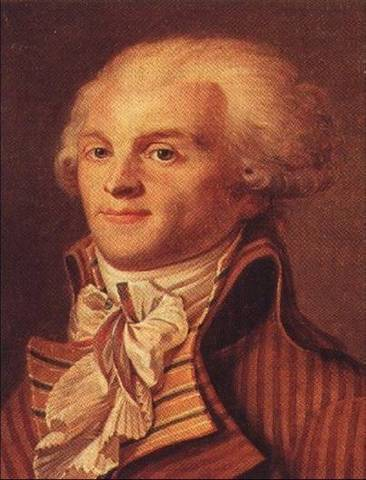 The Execution of Robespierre