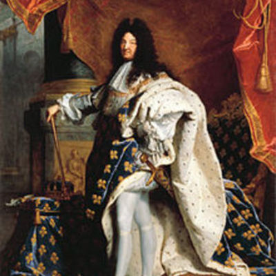 Louis XIV and his Major Events timeline