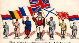 World War I - All Quiet on the Western Front timeline